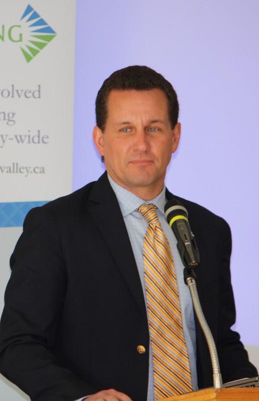<b>Chris Beesley, CEO Community Living Ontario</b>