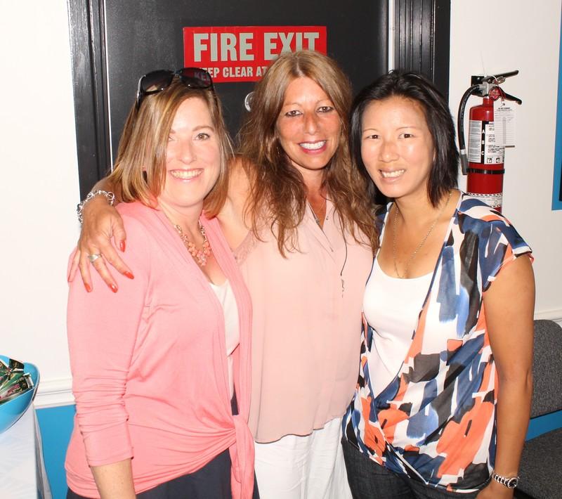 <b>Jennette, Cynthia & Kim Rigo</b>