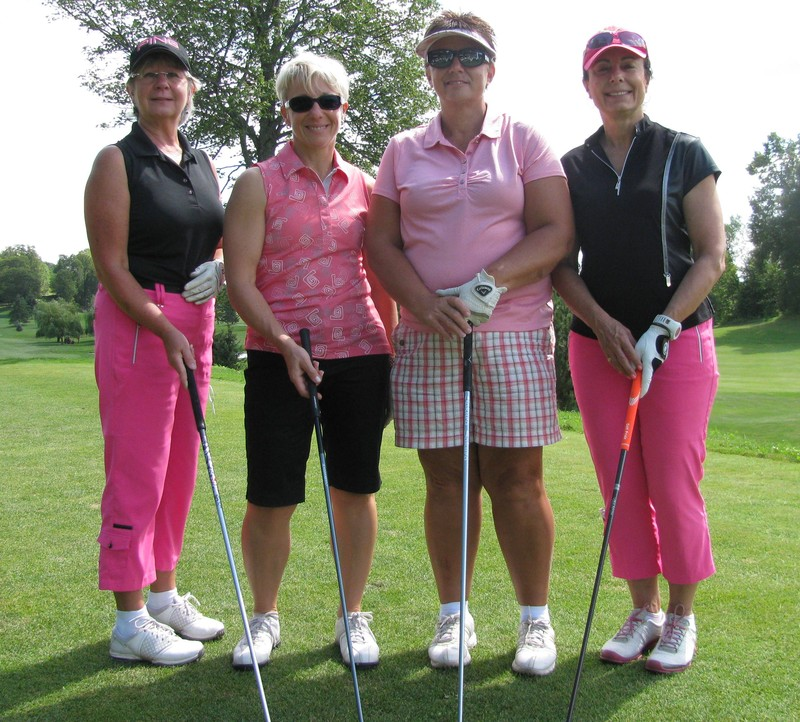 <b>Team Cassidy - The Pink Lady's</b>