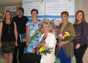<b>Staff being celebrated for milestone years of service</b>