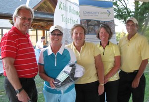 <b>Specialty Hole Winners - O&#039;Malley Team</b>