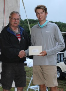 <b>Longest Fairway Winner Shawn Oliver</b>