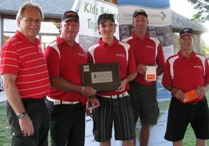 Tournament Champions Godin Family Team