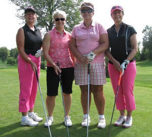 <b>Team Cassidy - The Pink Lady&#039;s</b>
