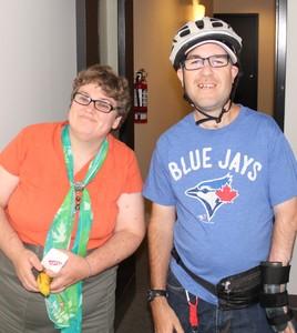 <b>Melissa Hoffman &amp; Kyle Lemarche</b>